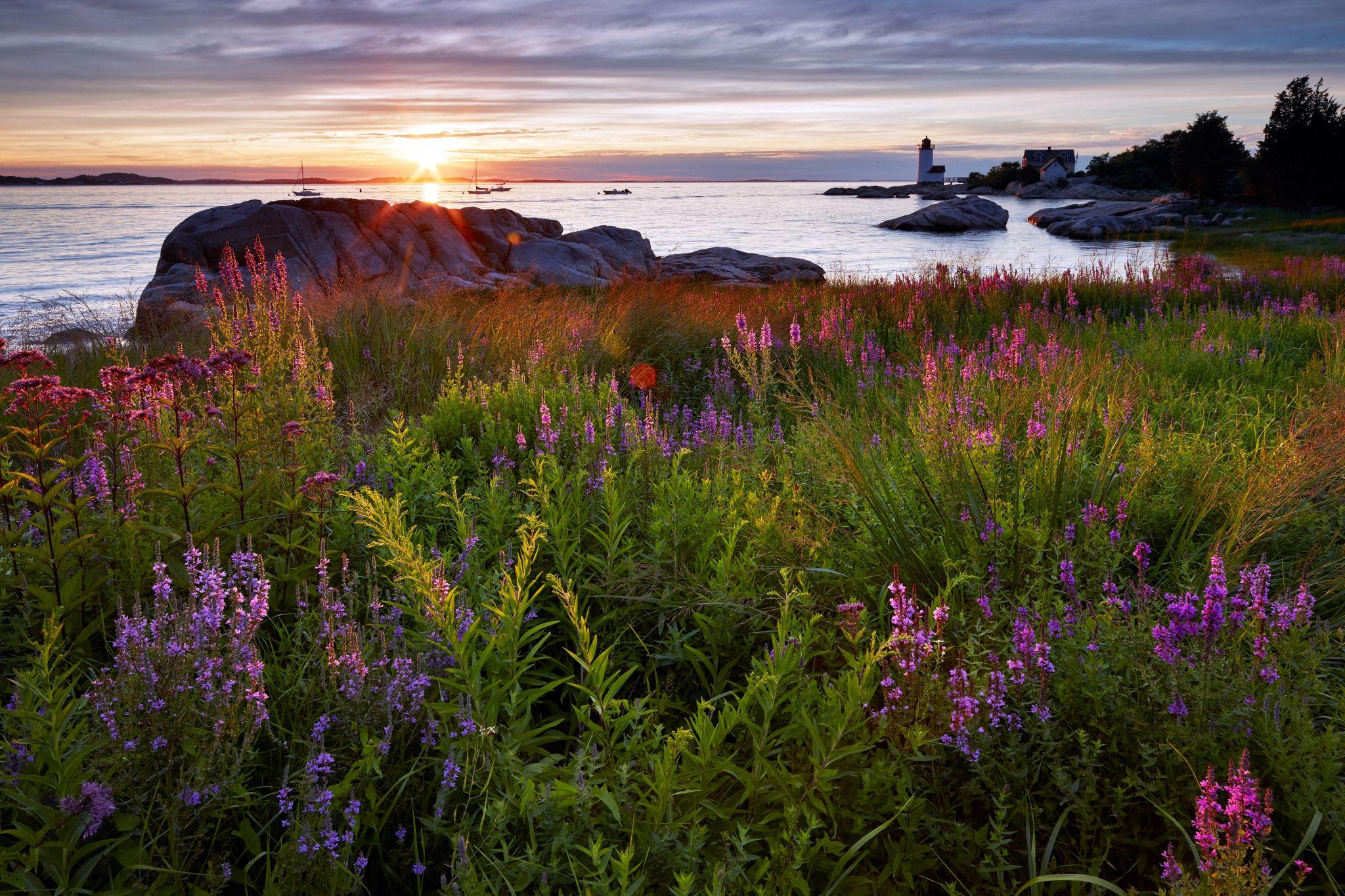 Annisquam Lighthouse, USA