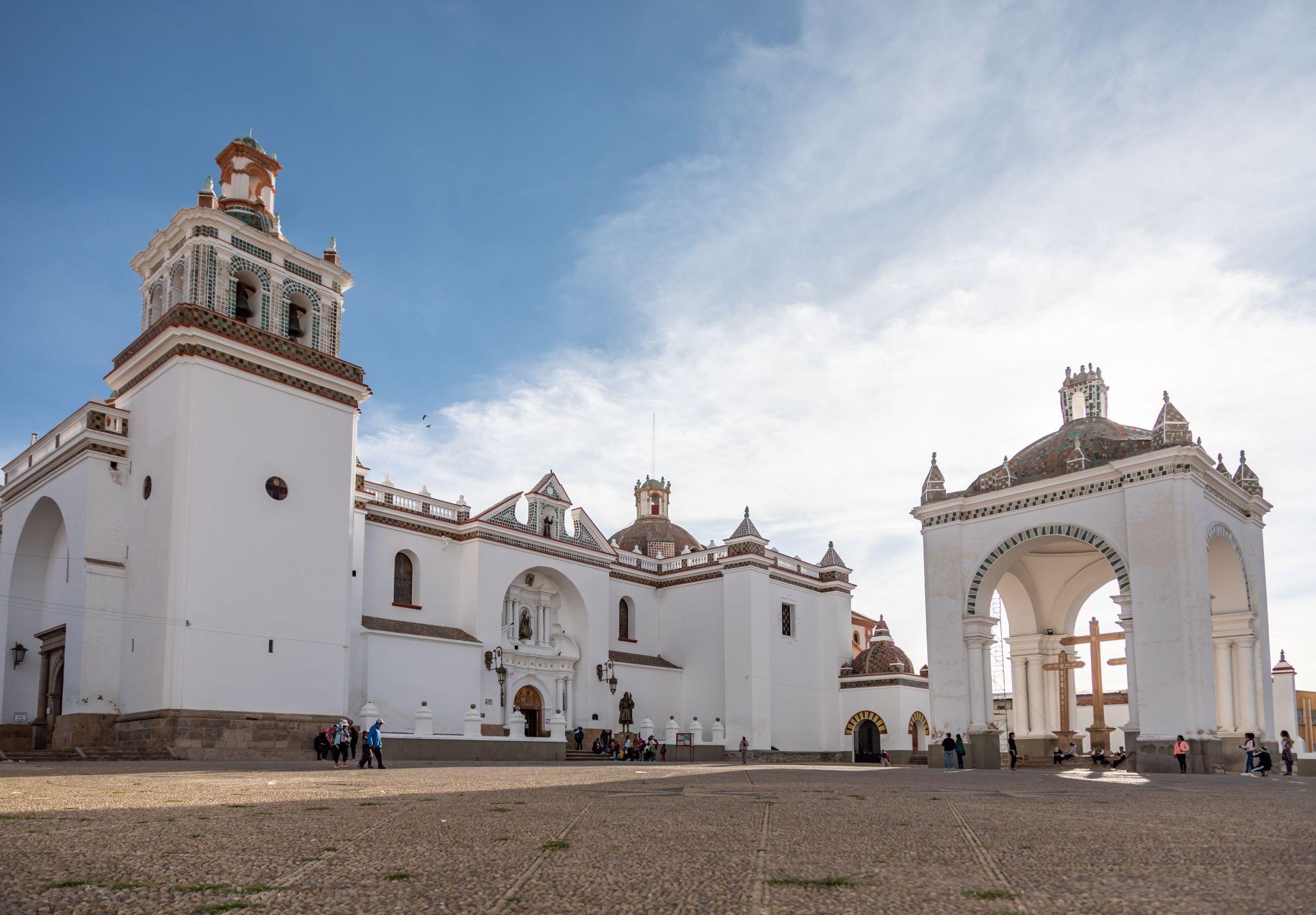 Basilica de Nuestra Senora de Copacabana, Bolivia