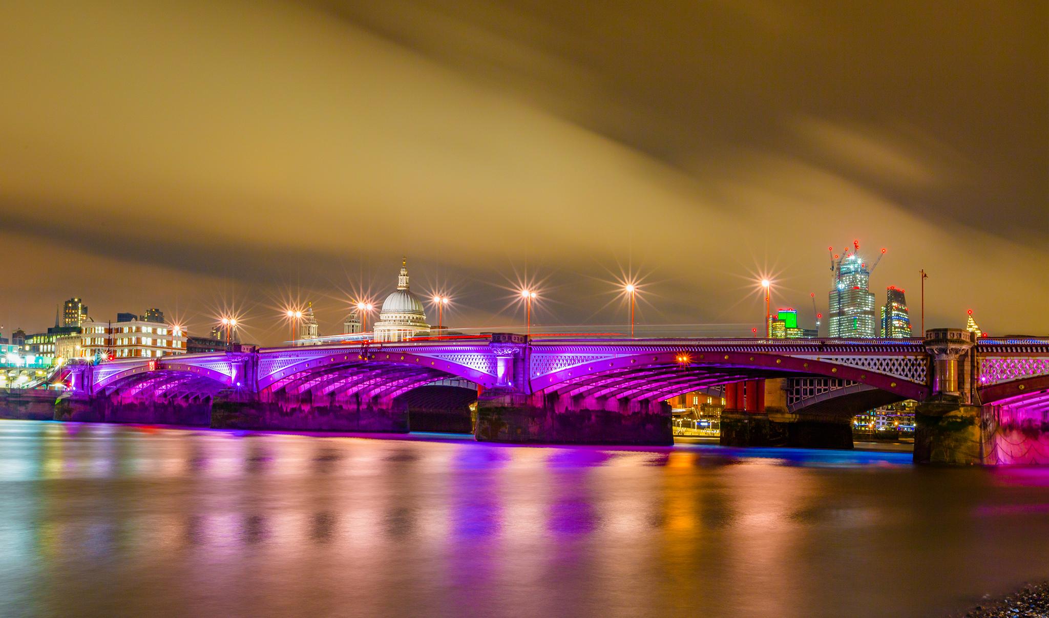 Blackfriars Bridge, United Kingdom