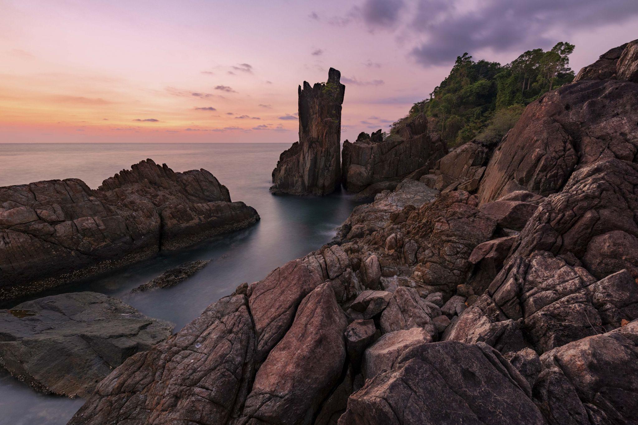 Castle Rock, Thailand