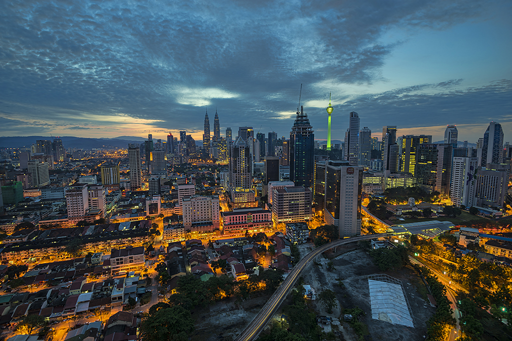 Dawn of the New Day, Malaysia