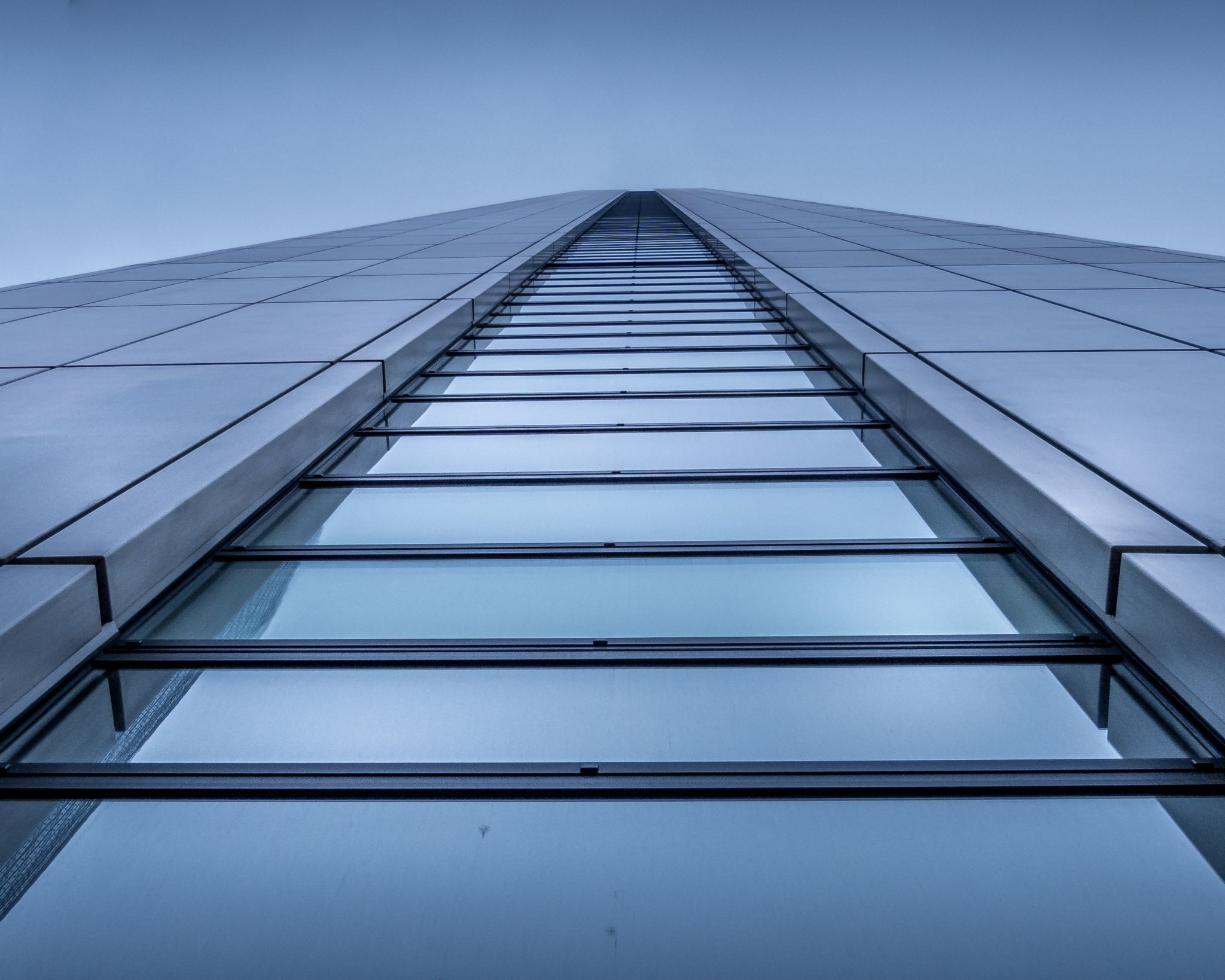 DB Tower Frankfurt, Germany