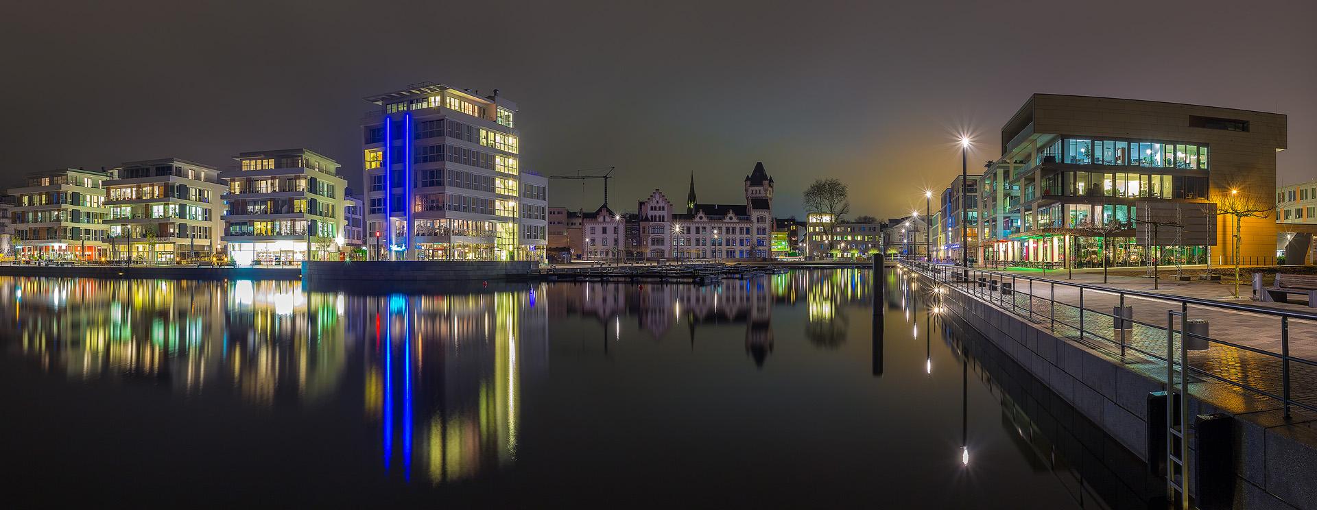 Dortmund Phoenixsee, Germany