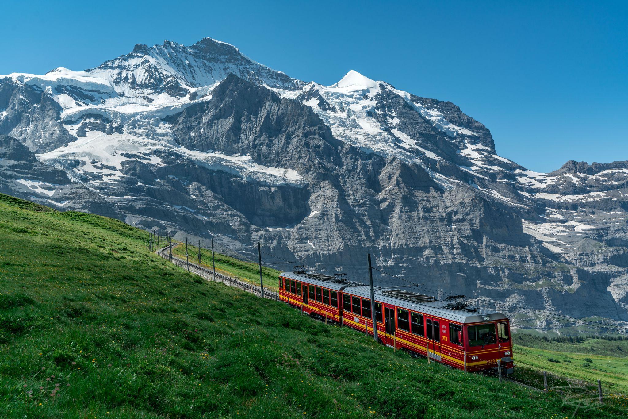 Eigergletscher, Switzerland