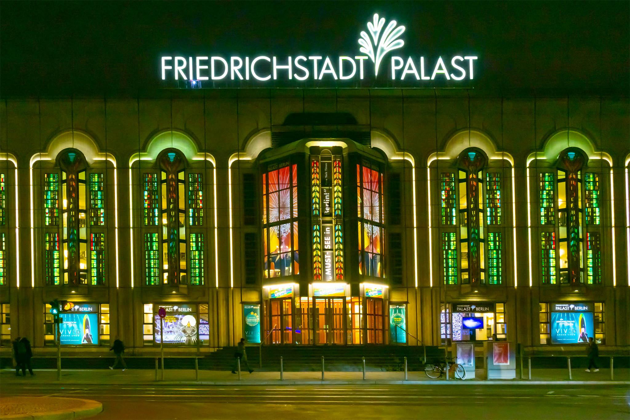Friedrichstadtpalast, Germany