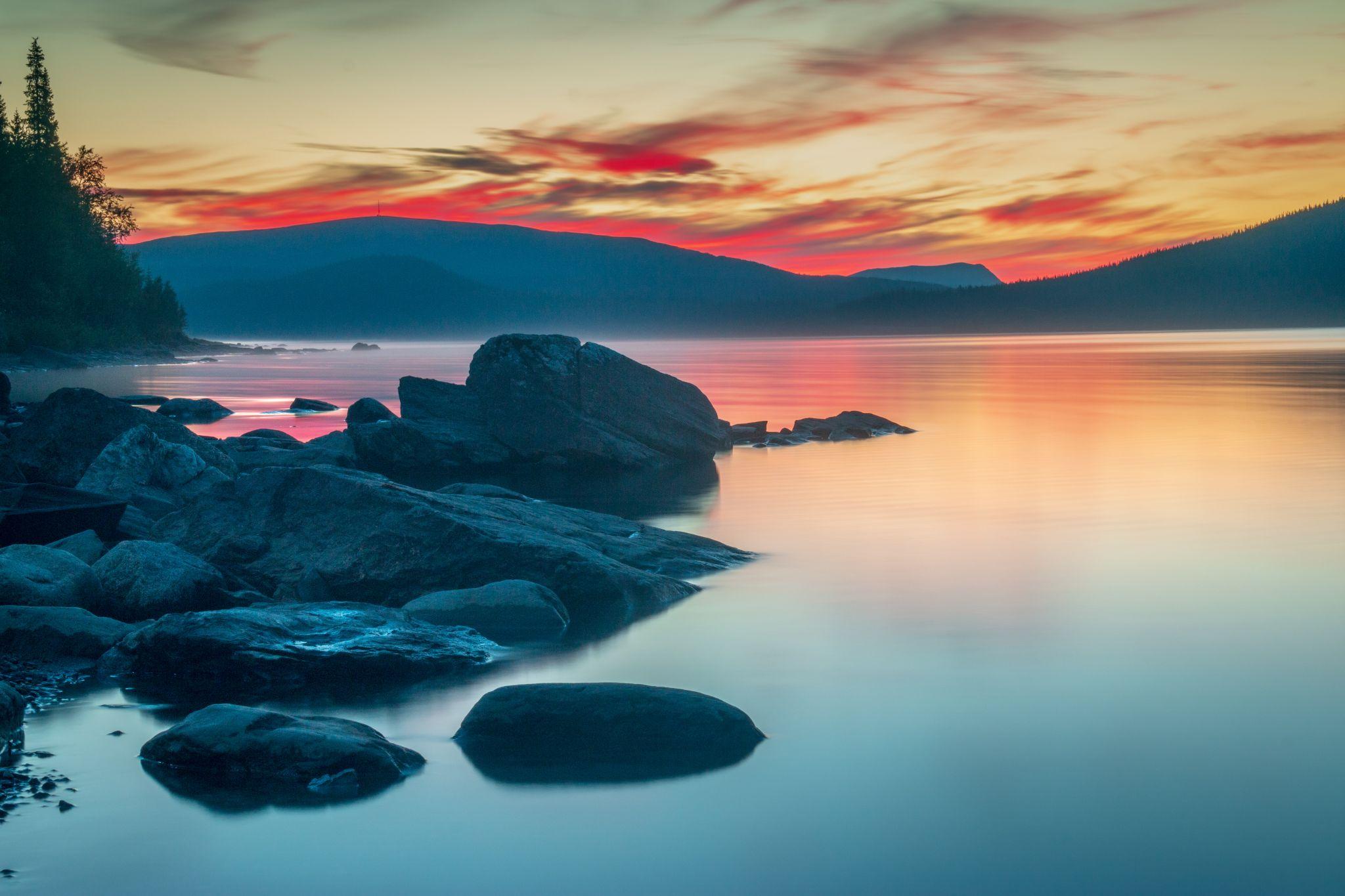 Gautan, Sweden