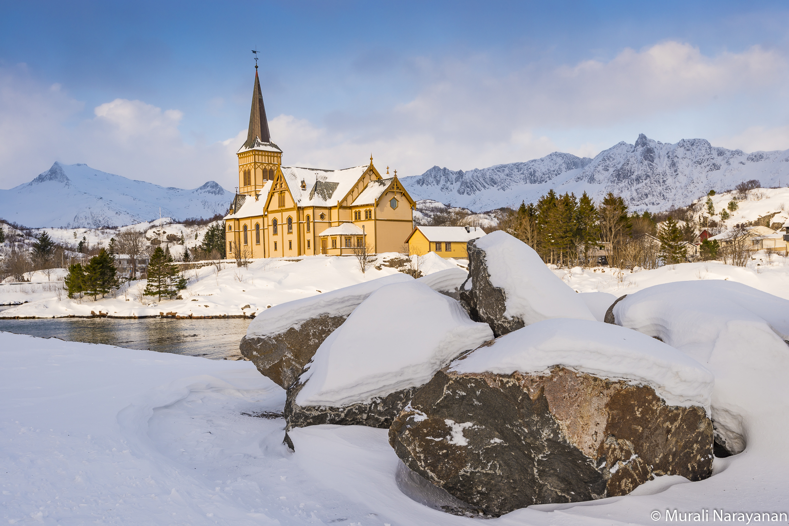 Kabelvag Cathedral, Norway