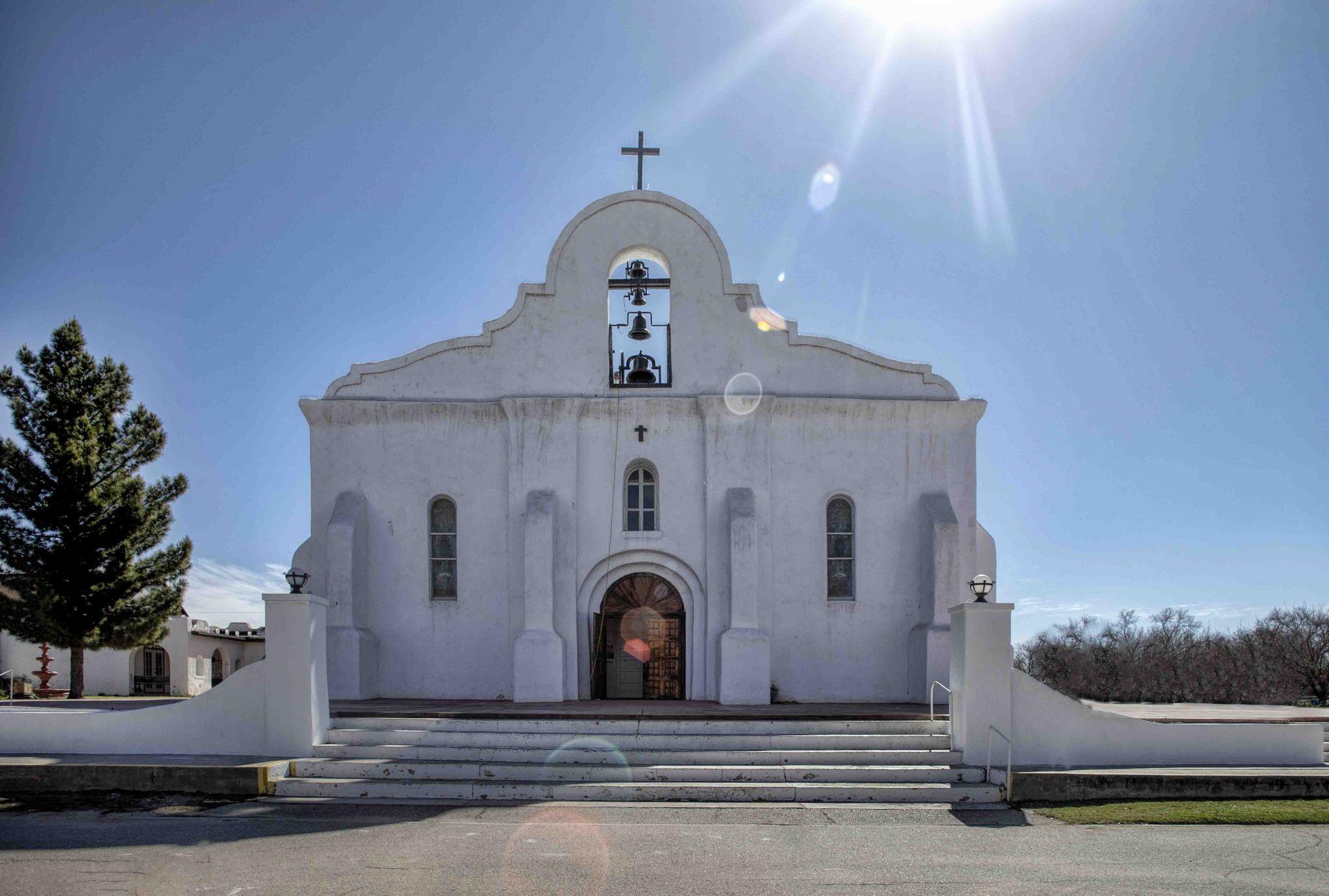 Presidio Chapel of San Elizario, USA