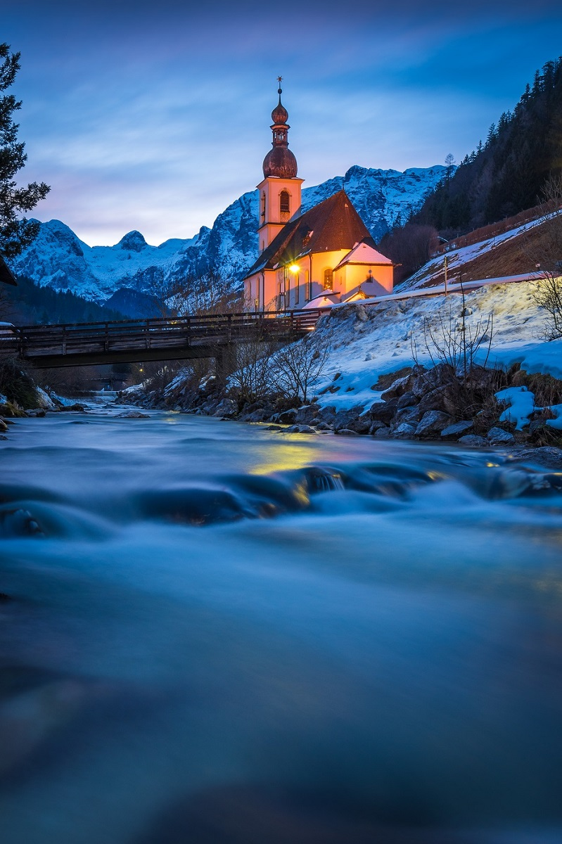 Ramsau, Berchtesgadener Land in Germany, Germany