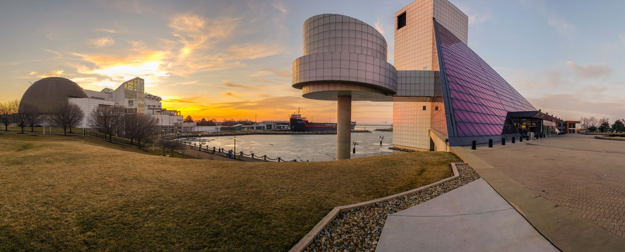 Rock n Roll Hall of Fame & Science Center, USA