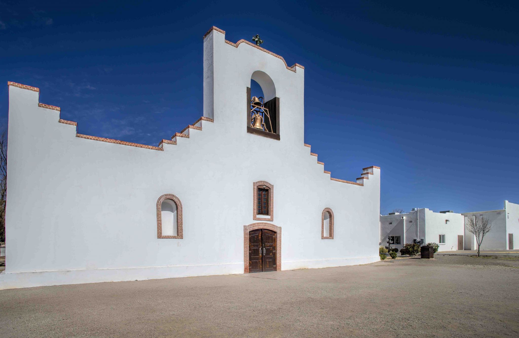 Socorro Mission - La Purisima Catholic Church, USA