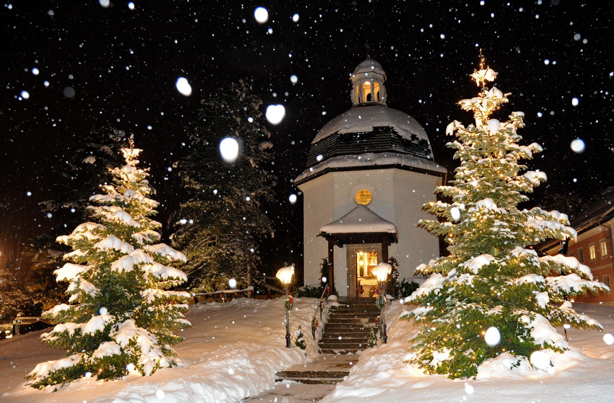 Stille Nacht Kapelle / Silent Night Chapel, Austria