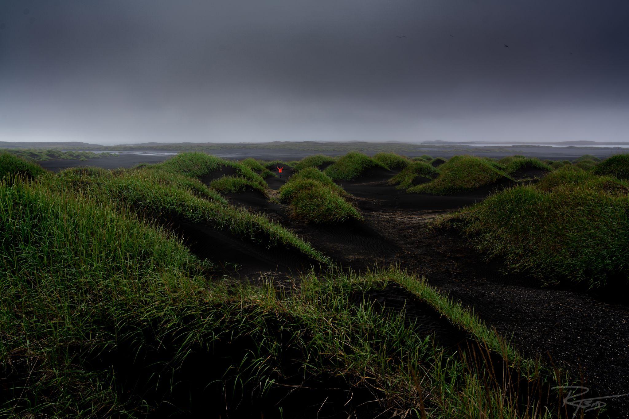 Stokksnes the Opposite Way, Iceland