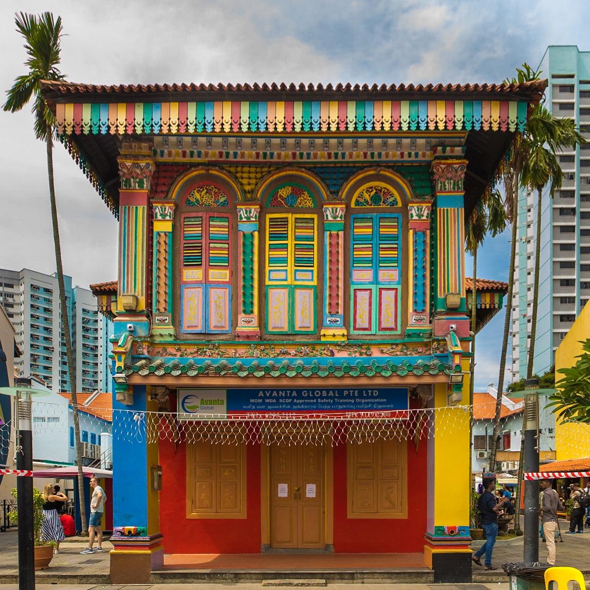 Tan Teng Niah, Singapore