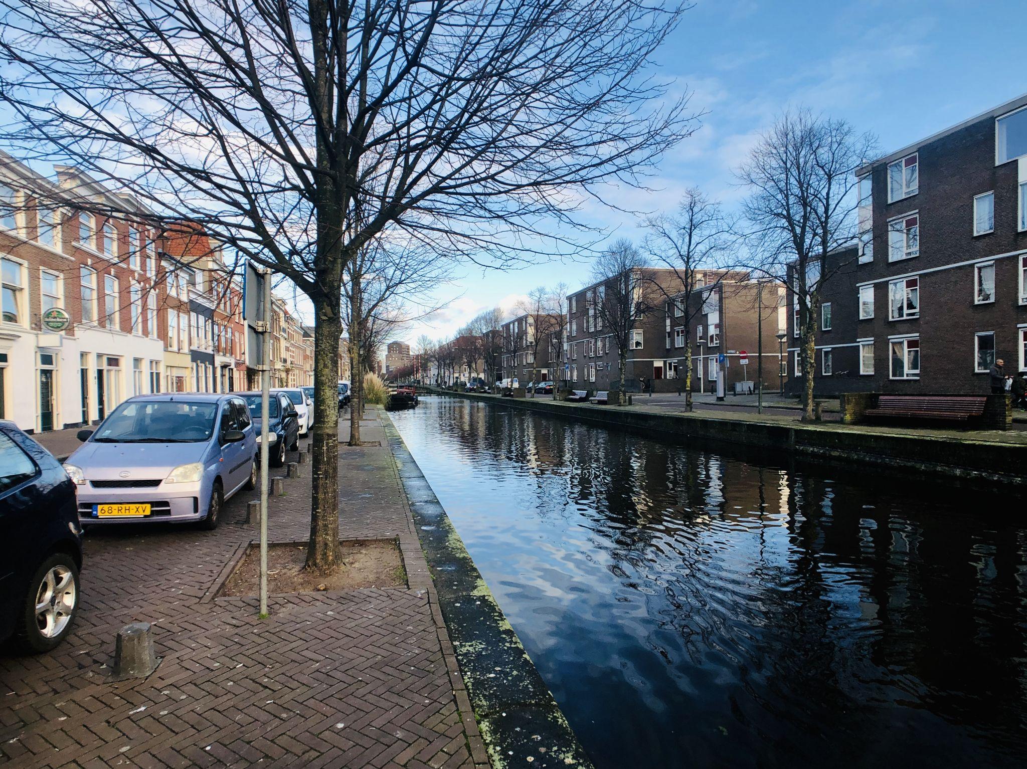 Verversings Kanaal, Netherlands