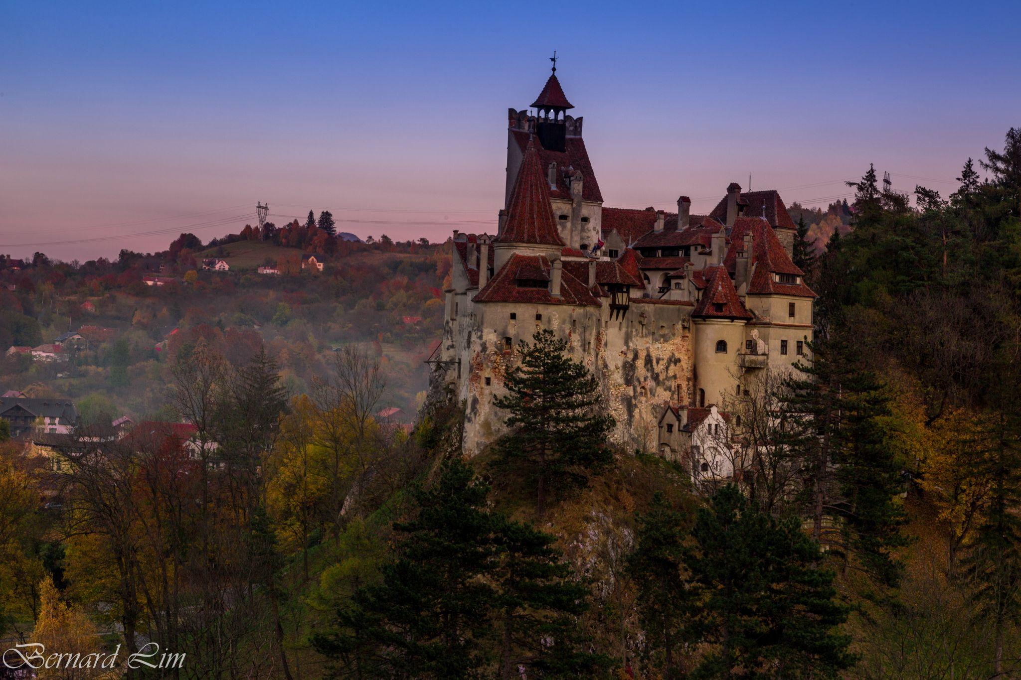 Vlad Dracula castle, Romania