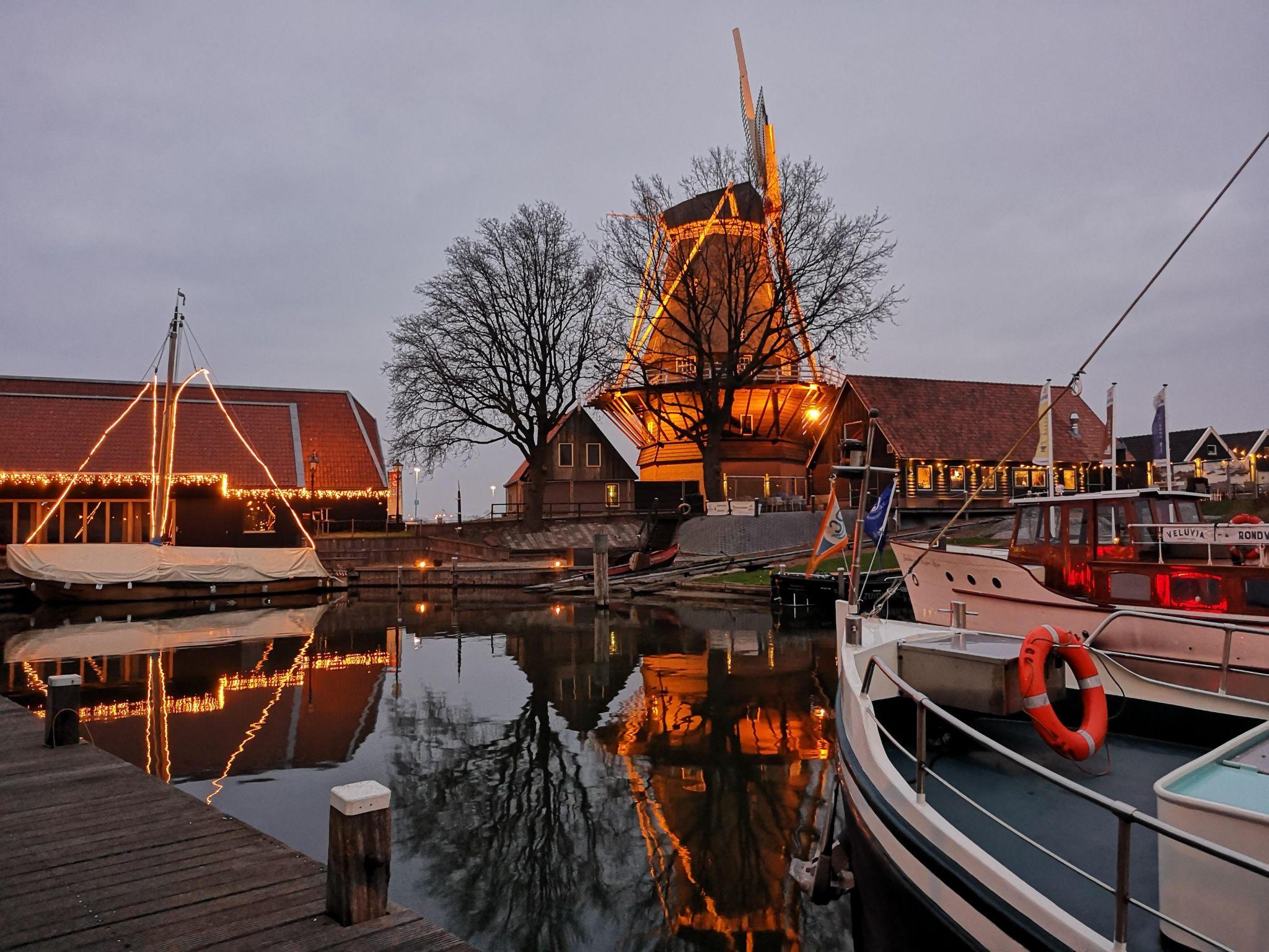 Windmill de hoop, Netherlands