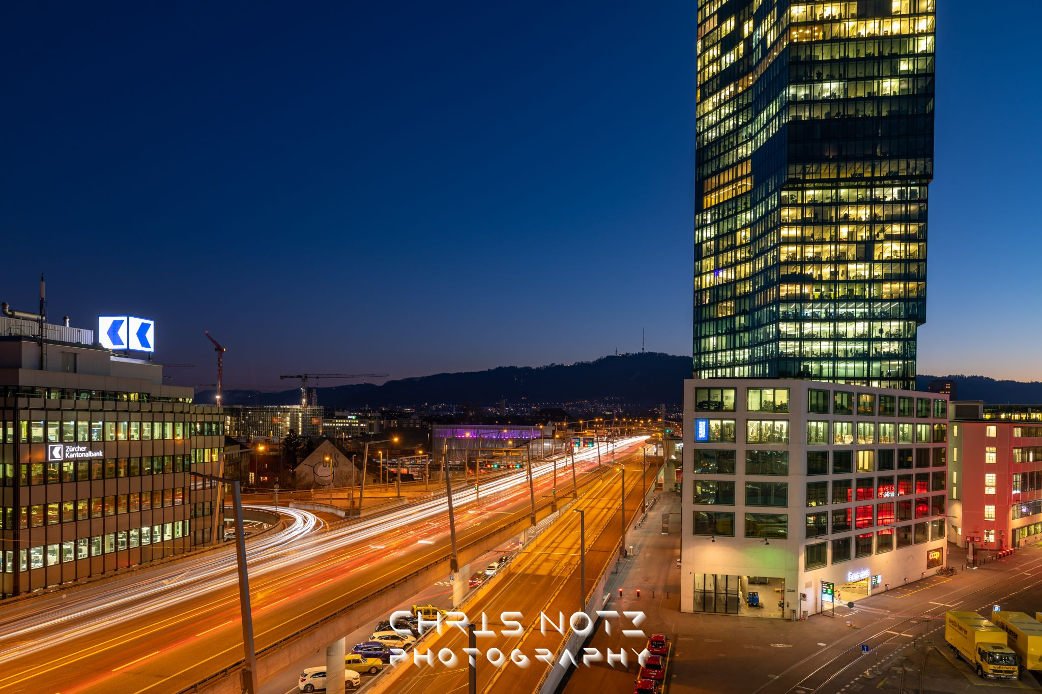 Zürich PrimeTower, Switzerland