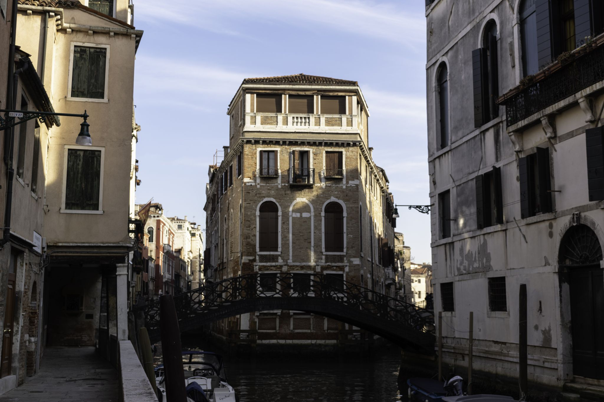 Canal Houses, Italy