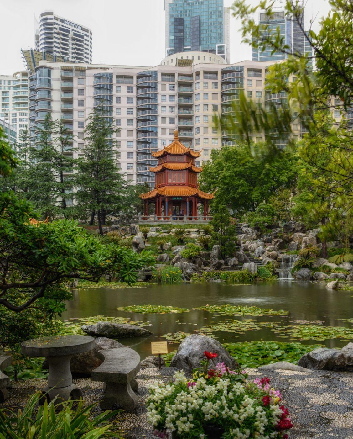 Chinese Garden of Friendship, Australia