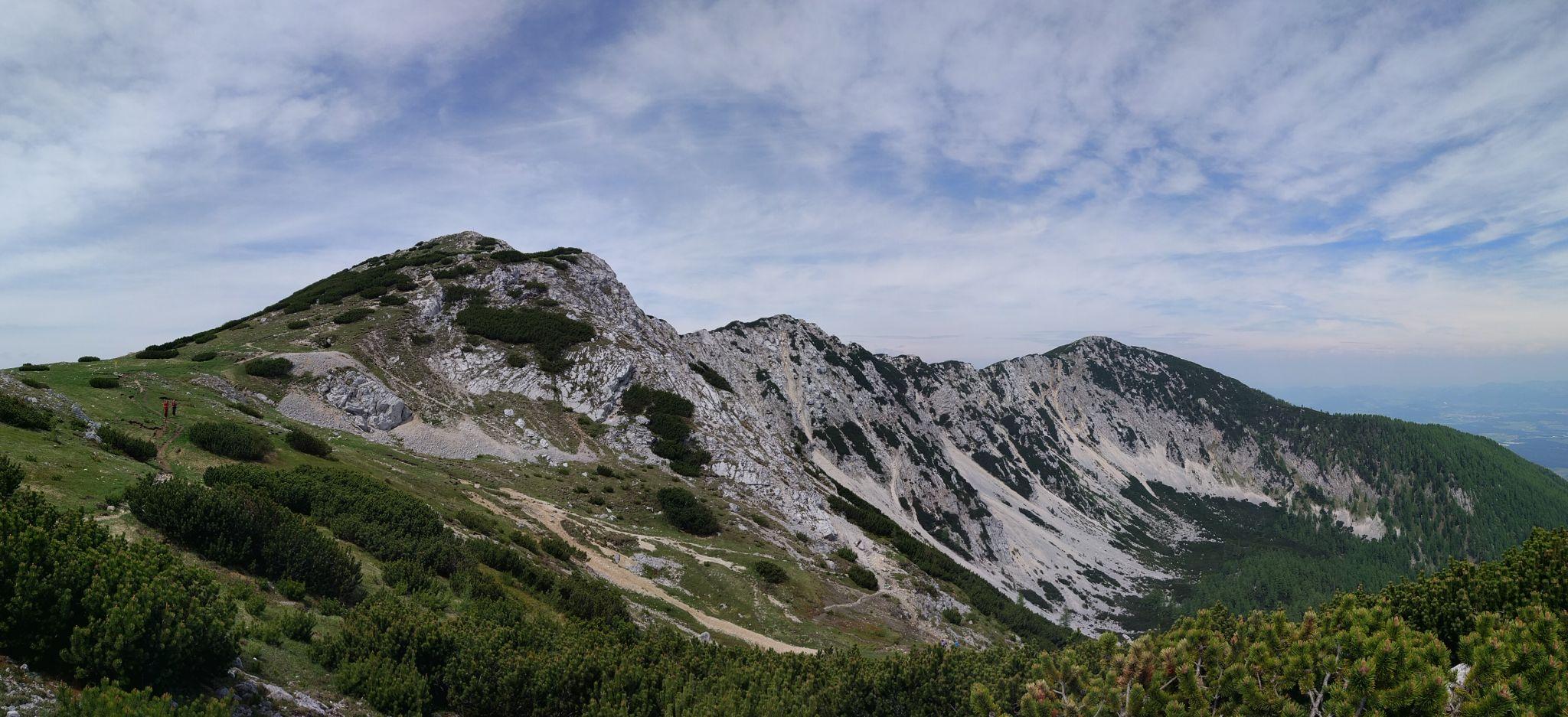 Feistritzer Spitze, Austria