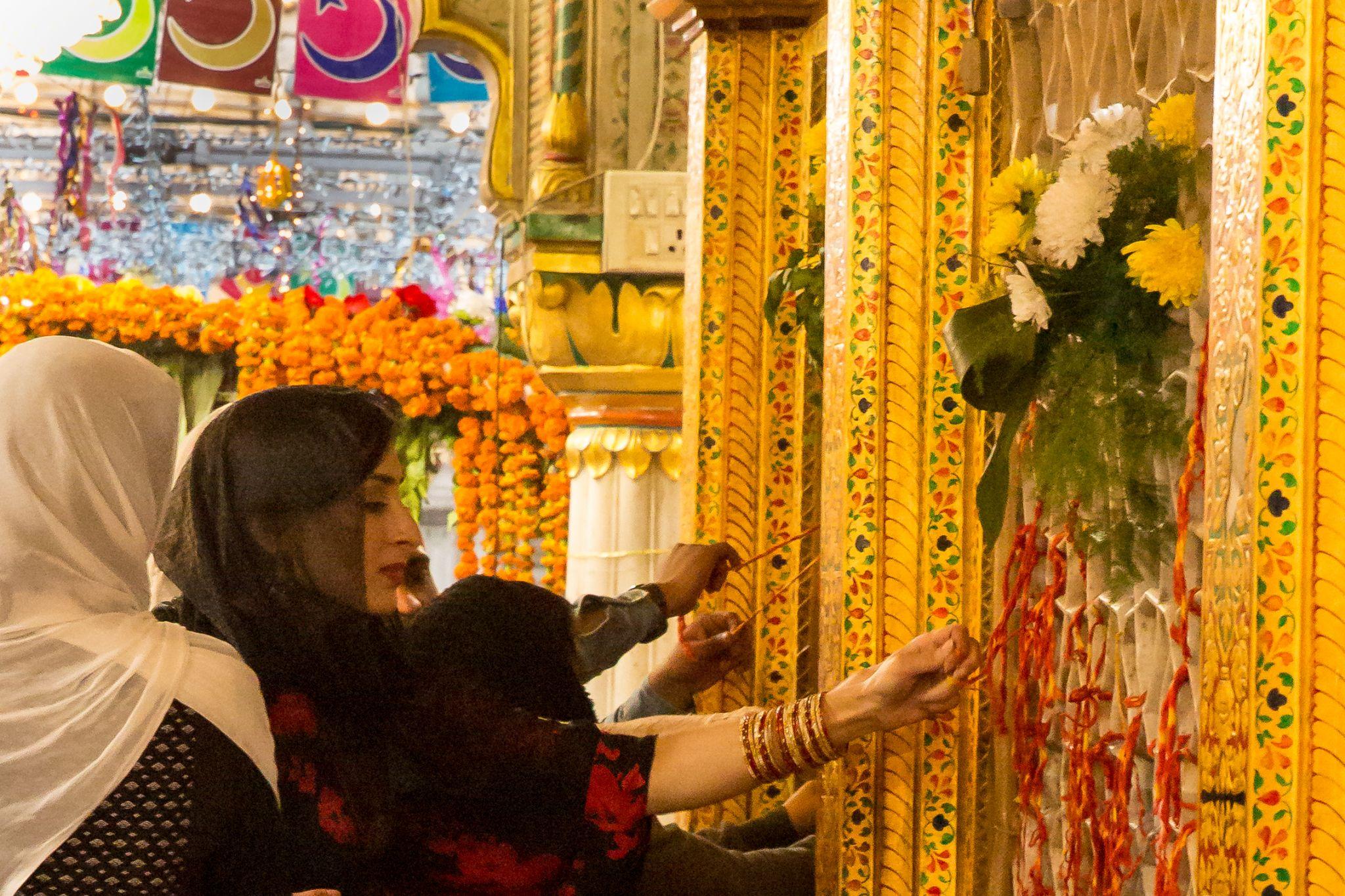 Hazrat Nizamuddin Dargah, India