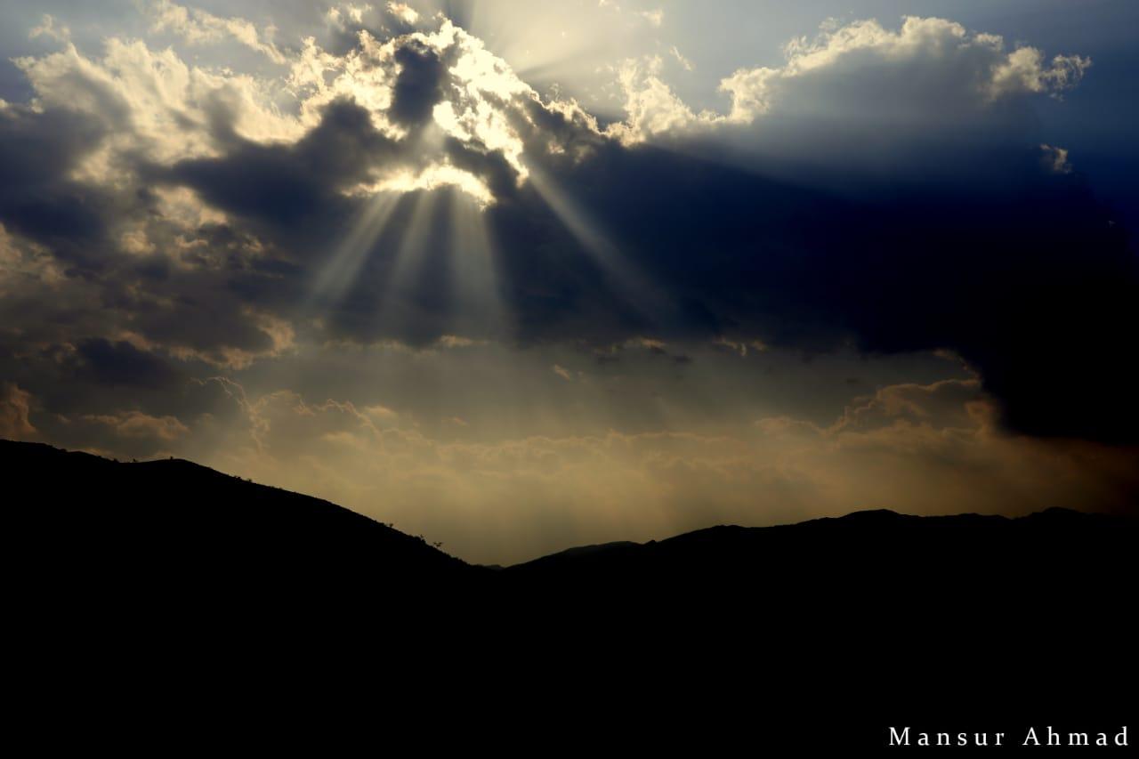 Hills of Sirh, Pakistan