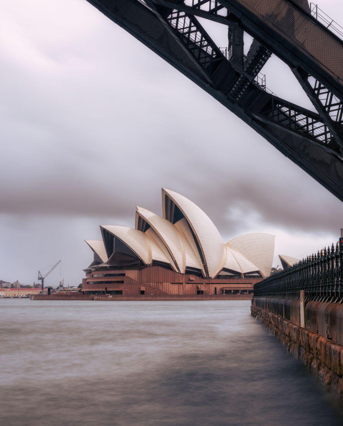 Ives Step Wharf, Australia