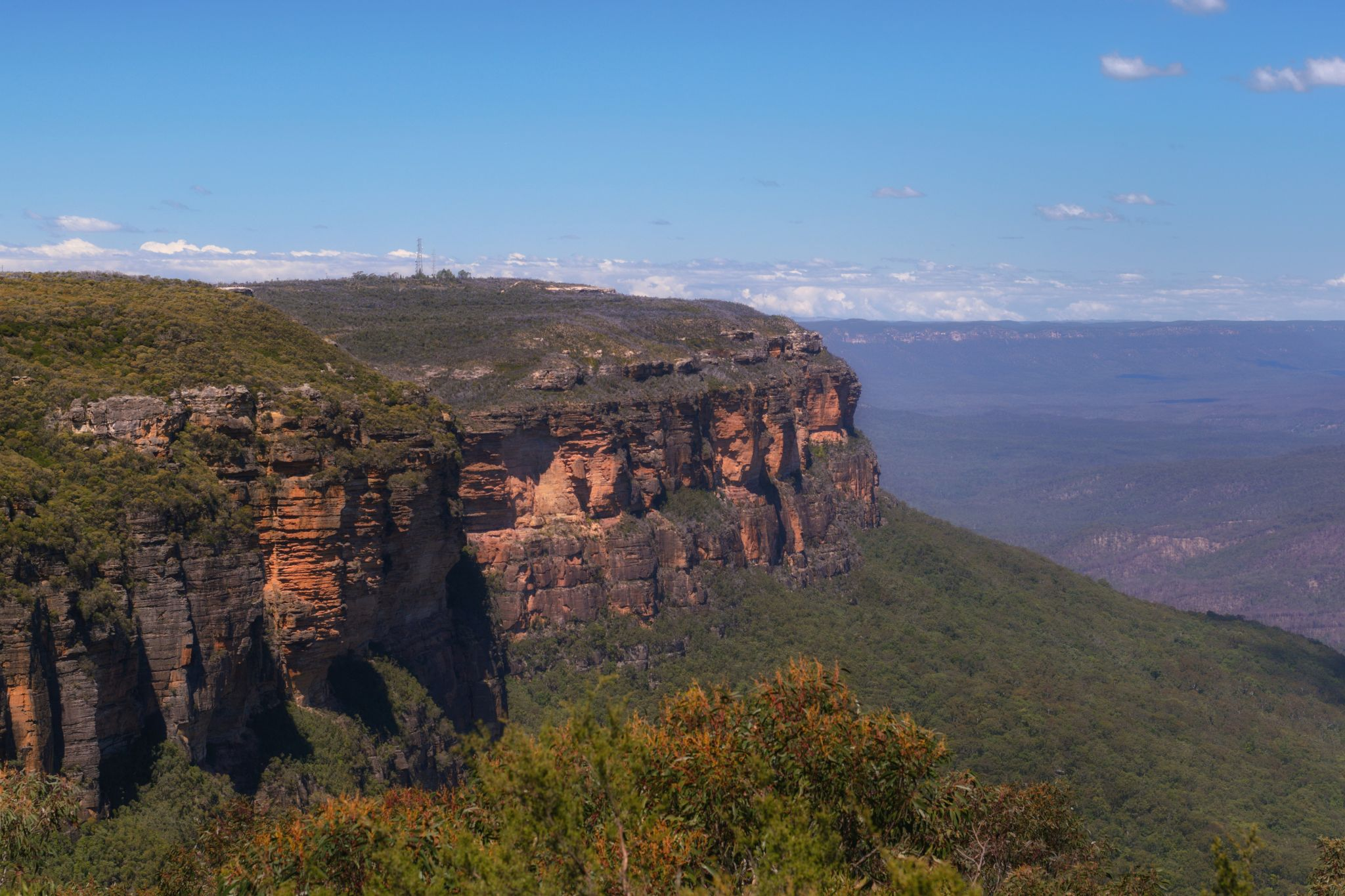 Jamison Lookout, Australia