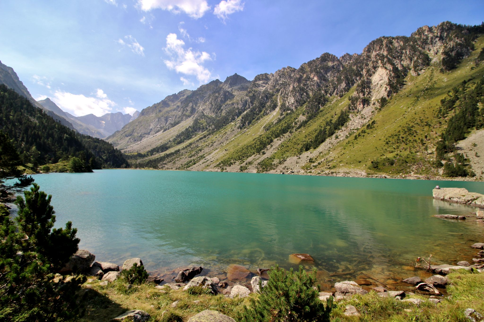 Lac de Gaube, France