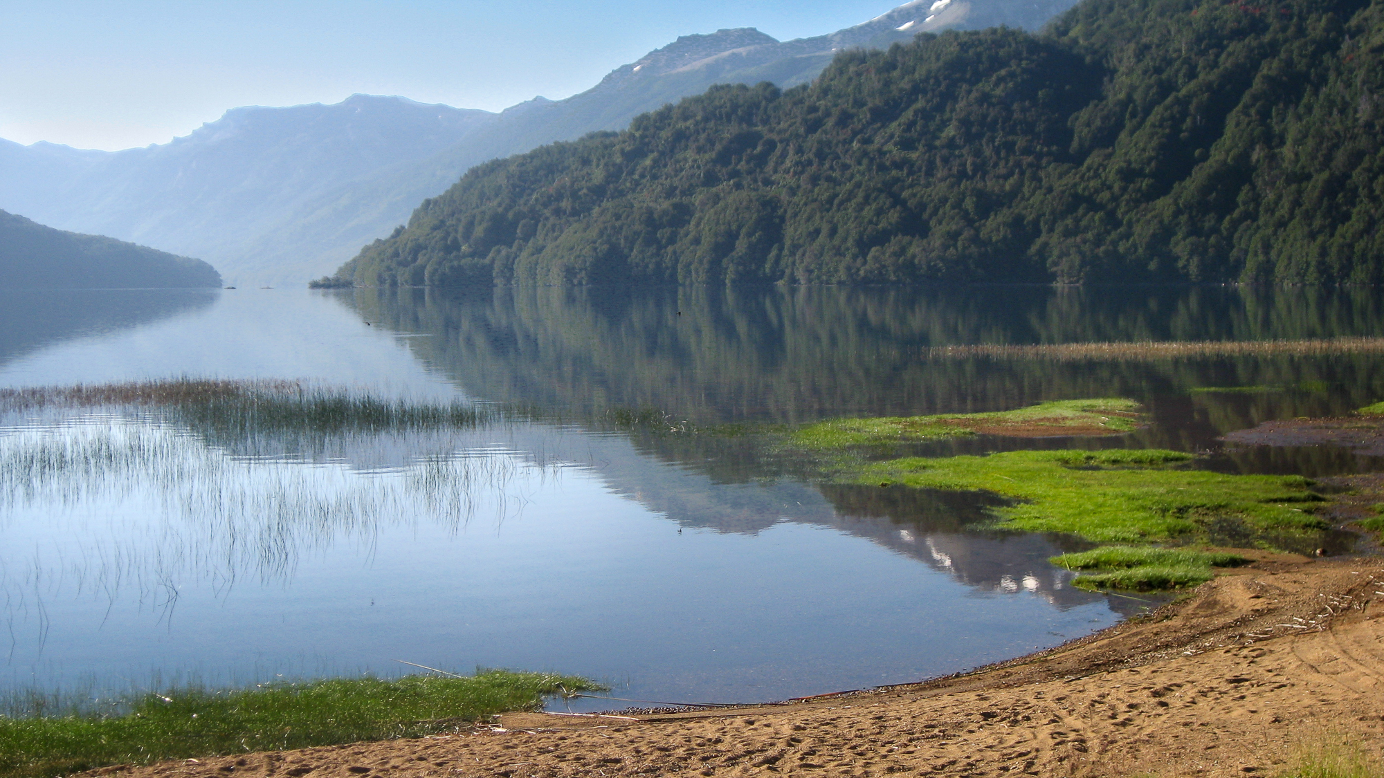 Lago Falkner, Argentina