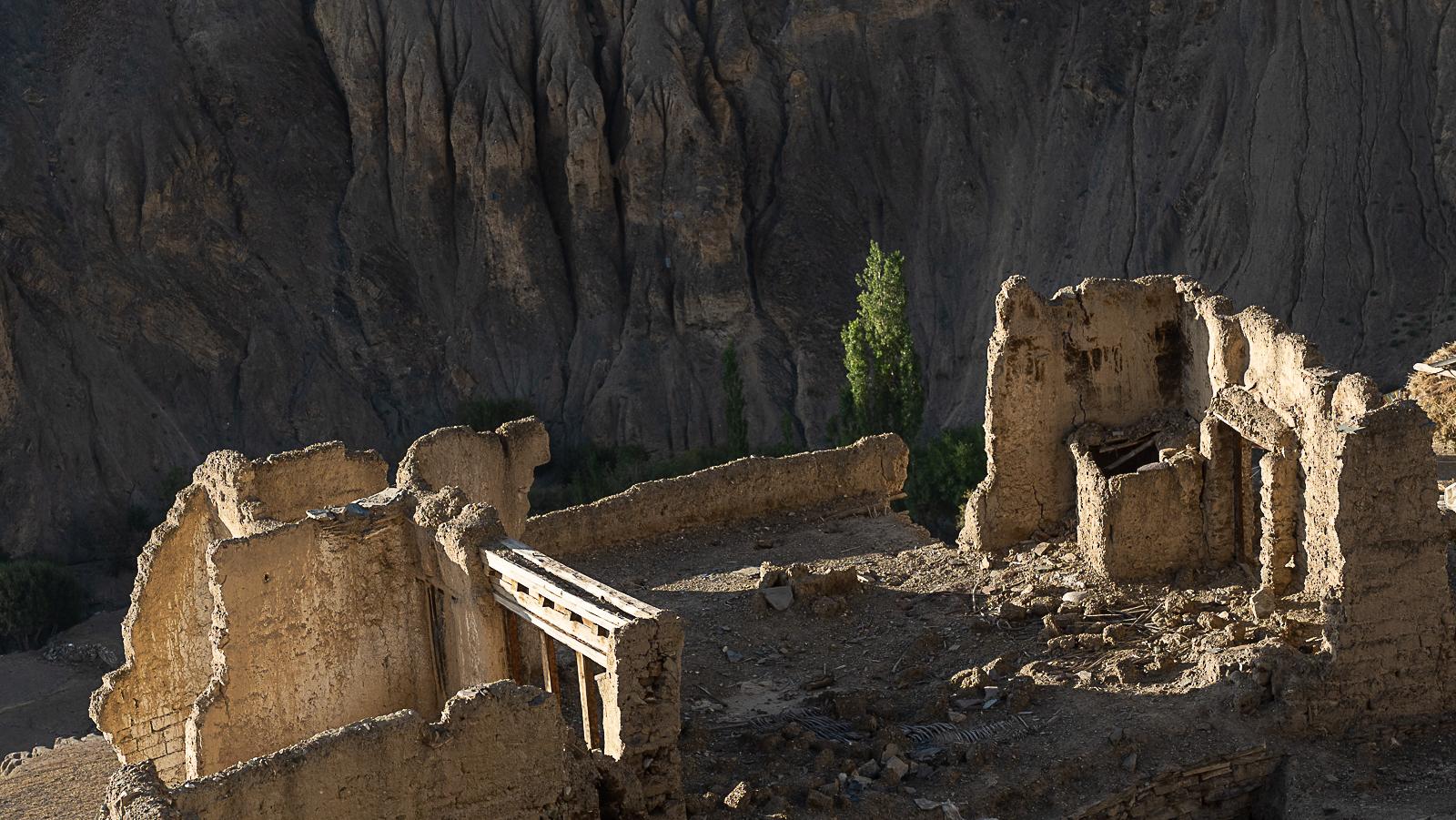 Lamayuru ruins, India
