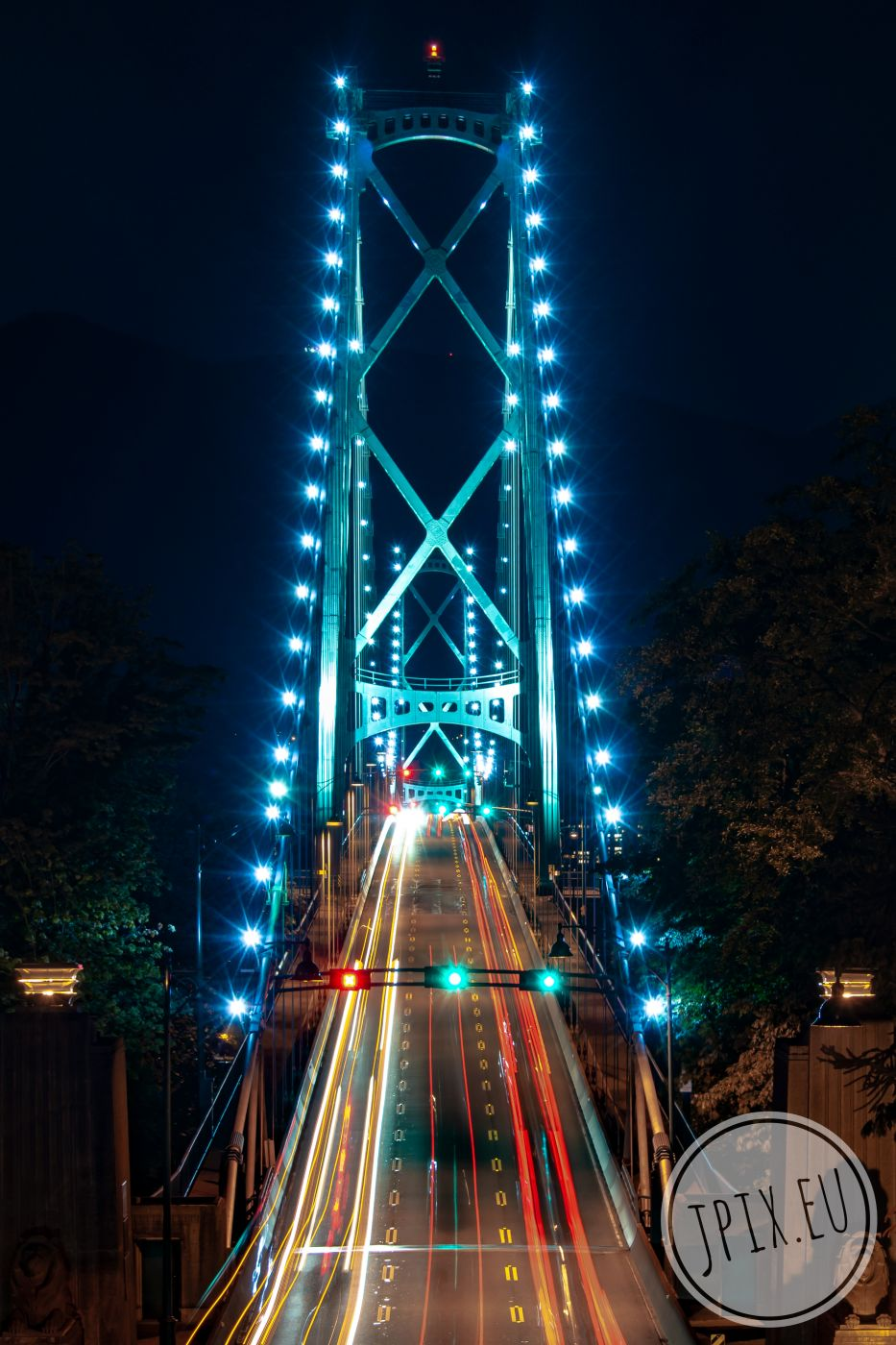 Lion Bridge Suspension Vancouver, Canada