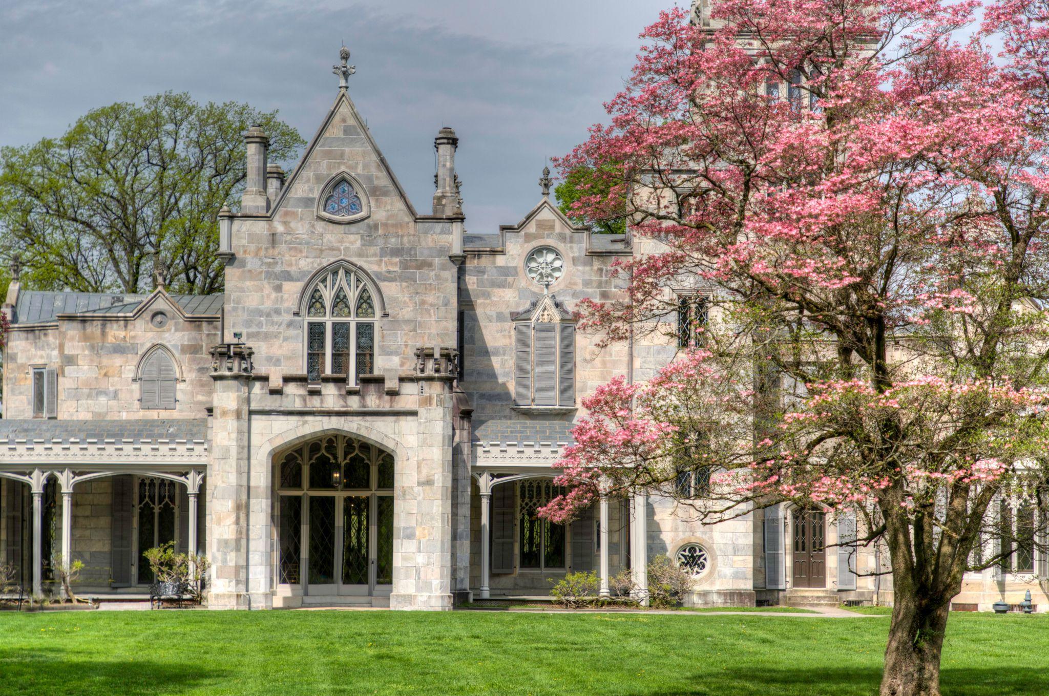 Lyndhurst Mansion, USA