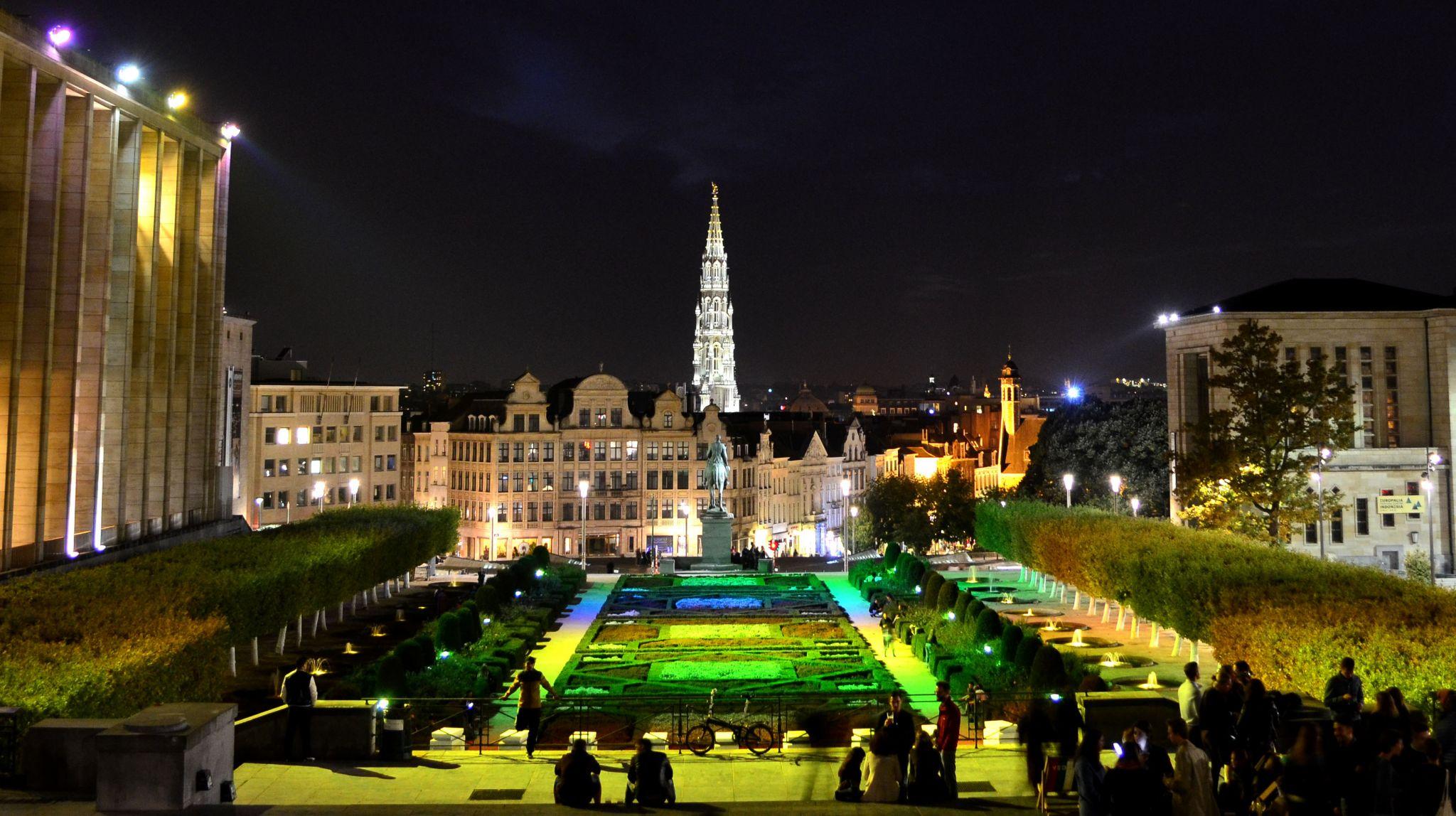 Monts des arts, Belgium