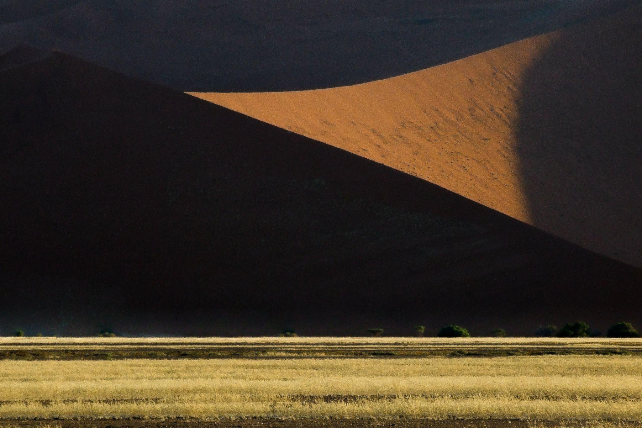 Near Sossusvlei, Namibia