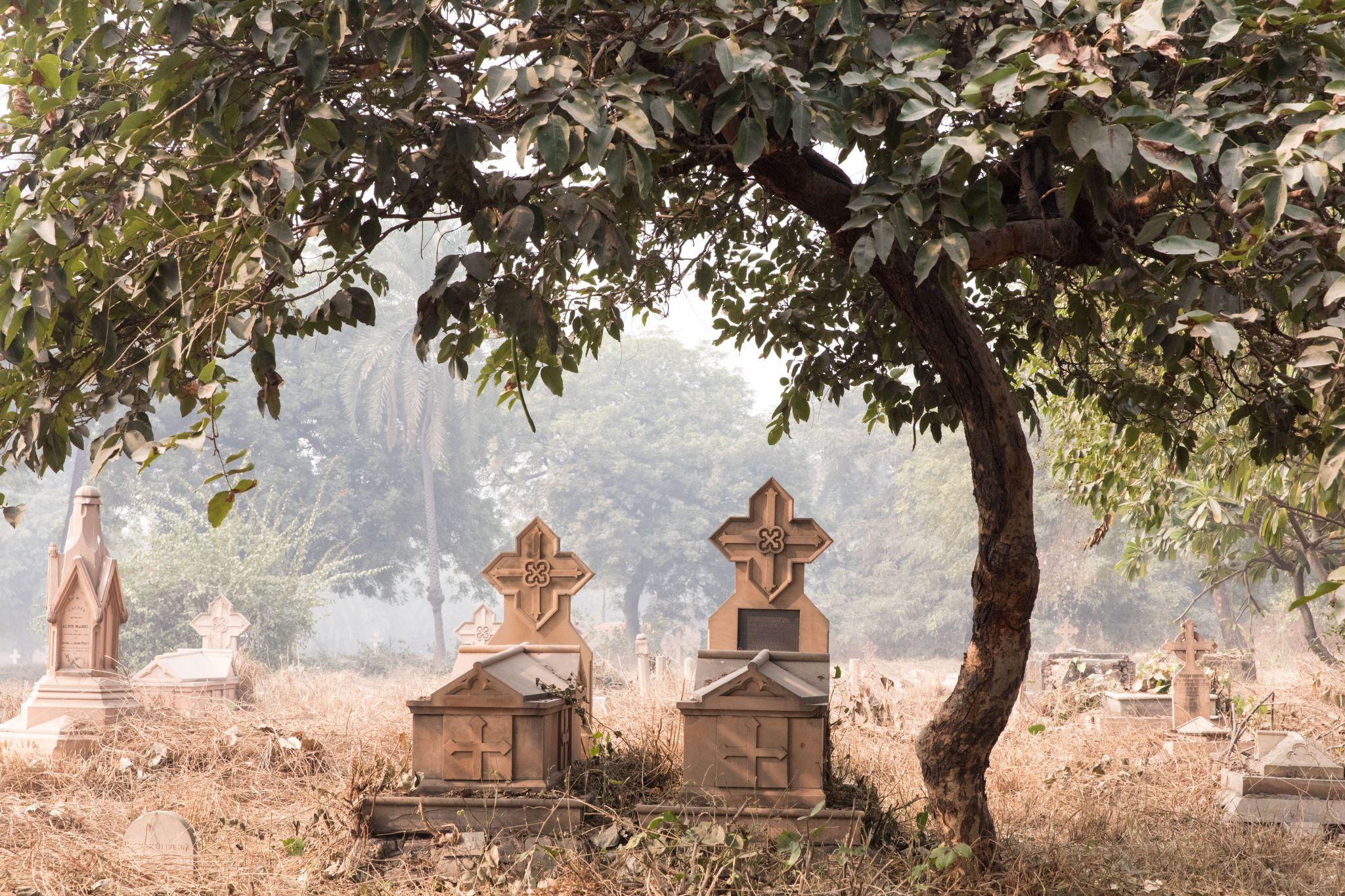 Nicholson Cemetery, India