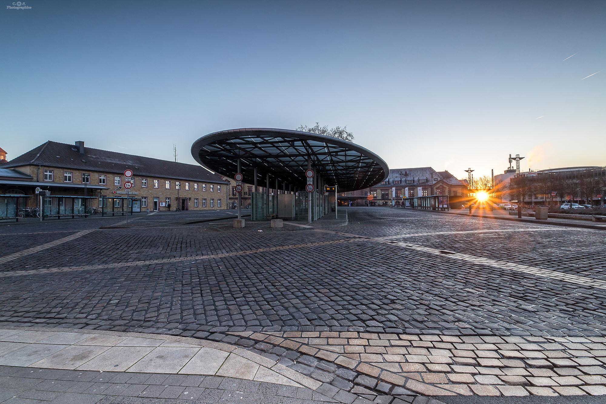 Busbahnhof Osnabrück