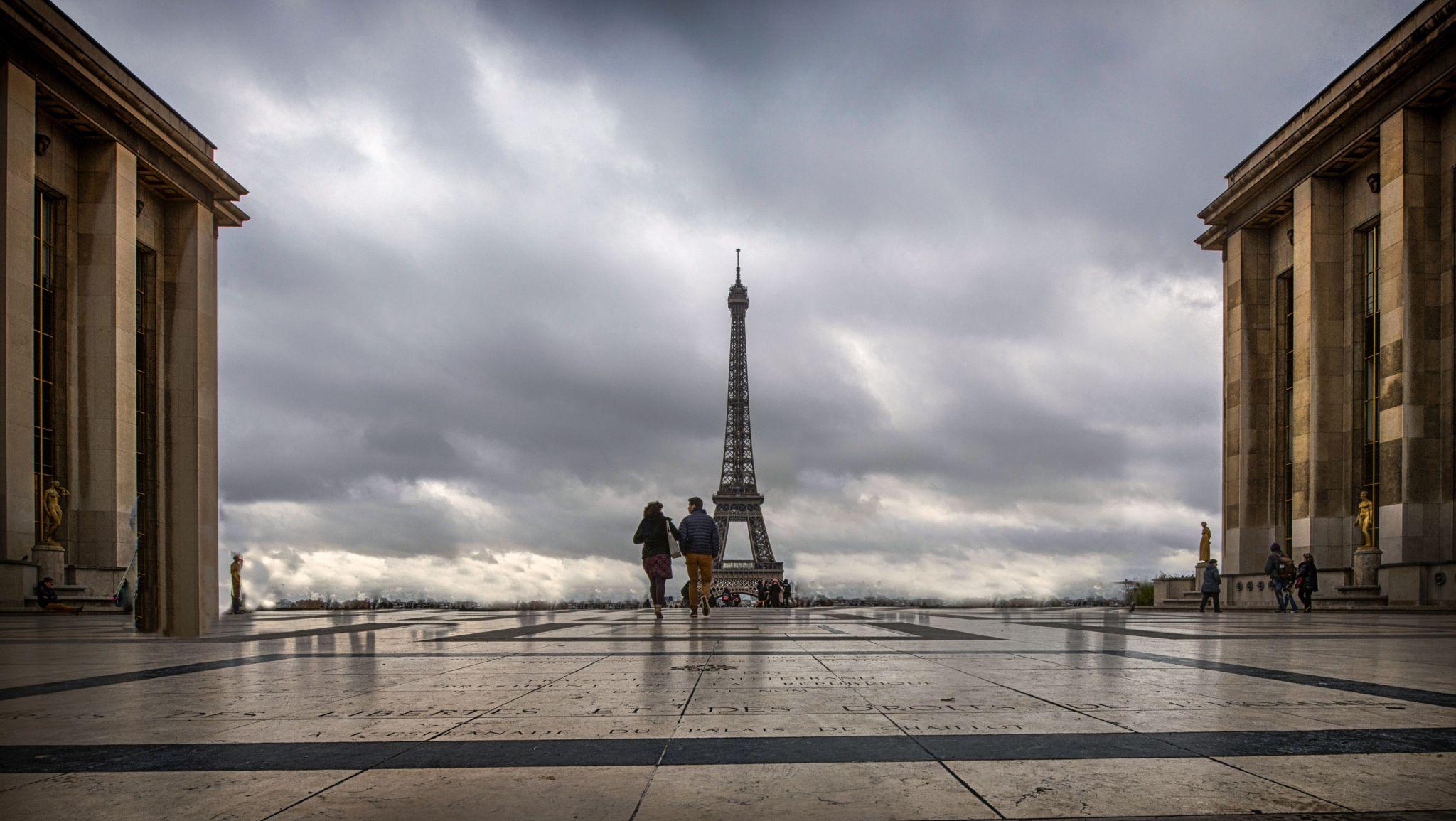 Trocadéro, France