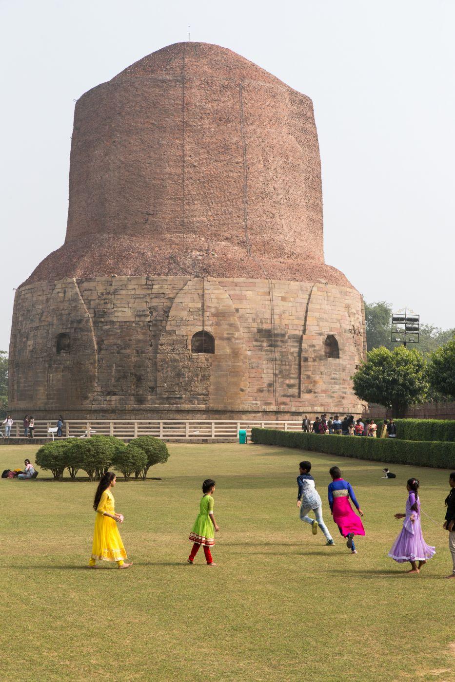 Ruins at Sarnath, India