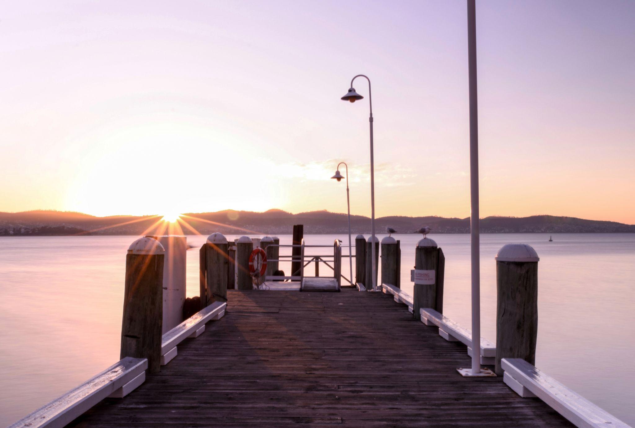 Sandy Bay Hobart Tasmania, Australia