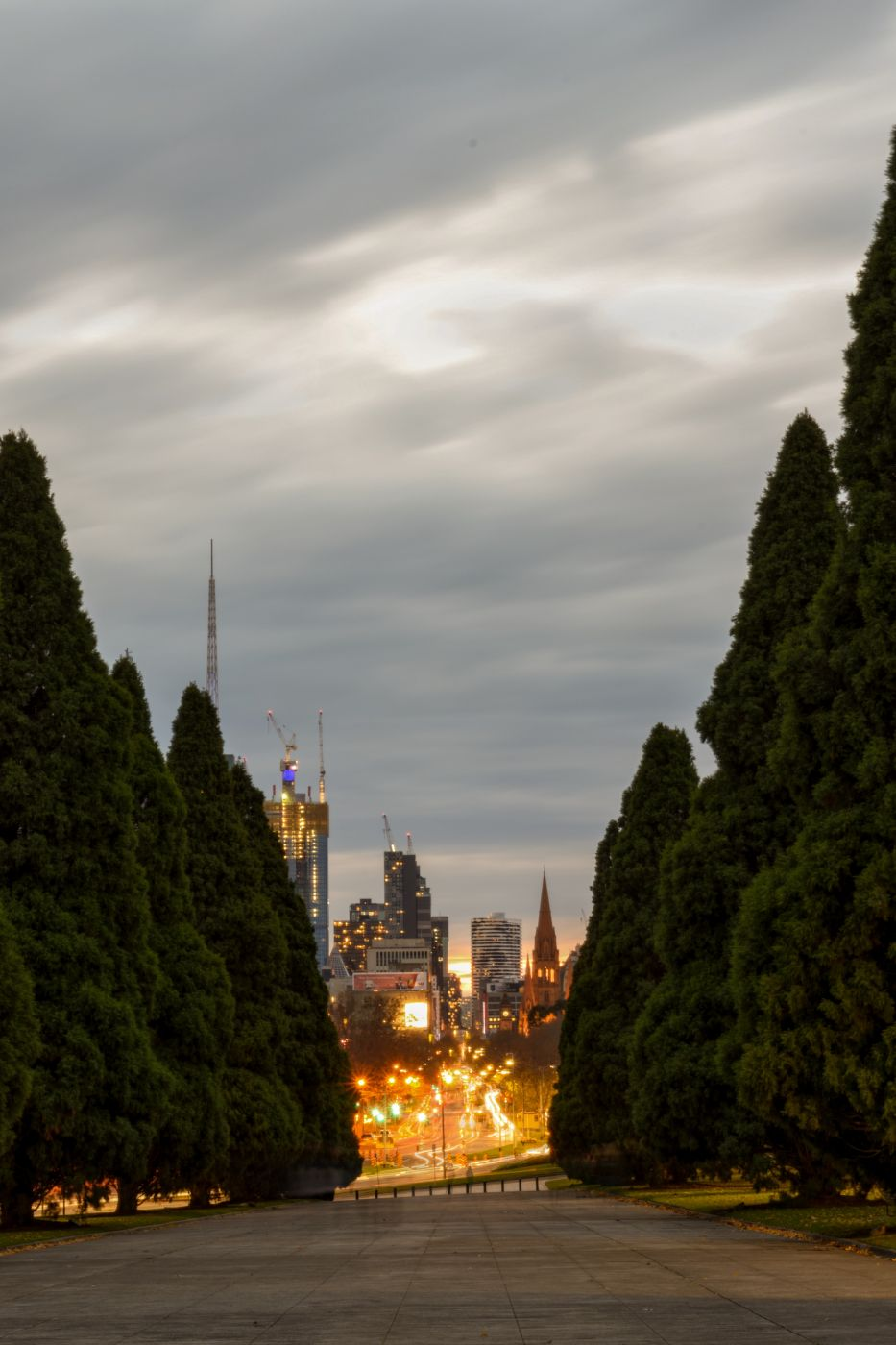 Shrine of Remembrance, Australia