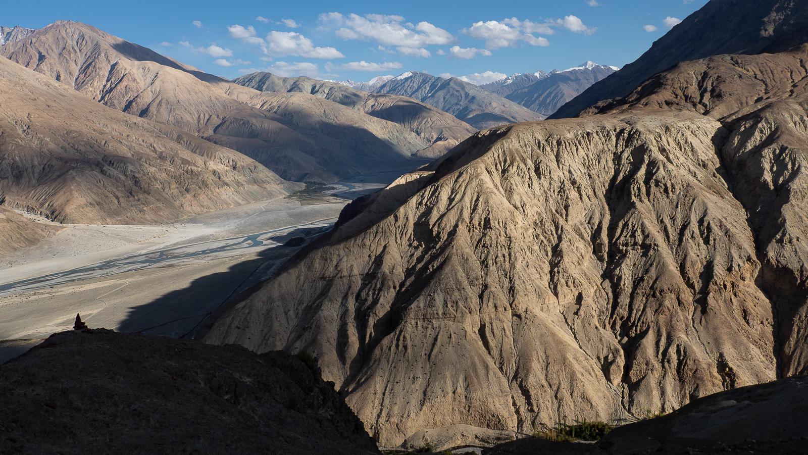 shyok river and Nubra valley, USA