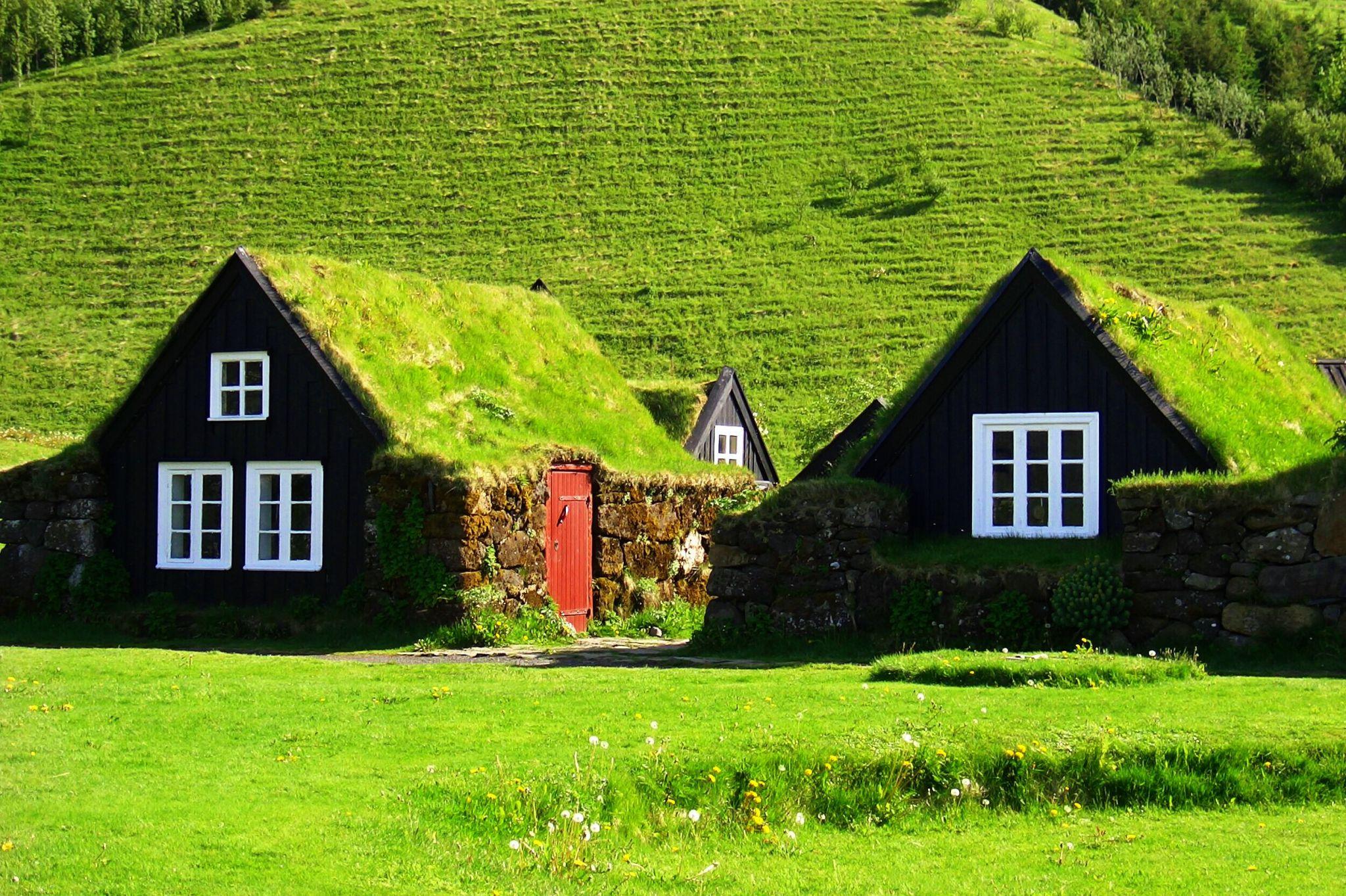 Skogar Museum, Iceland