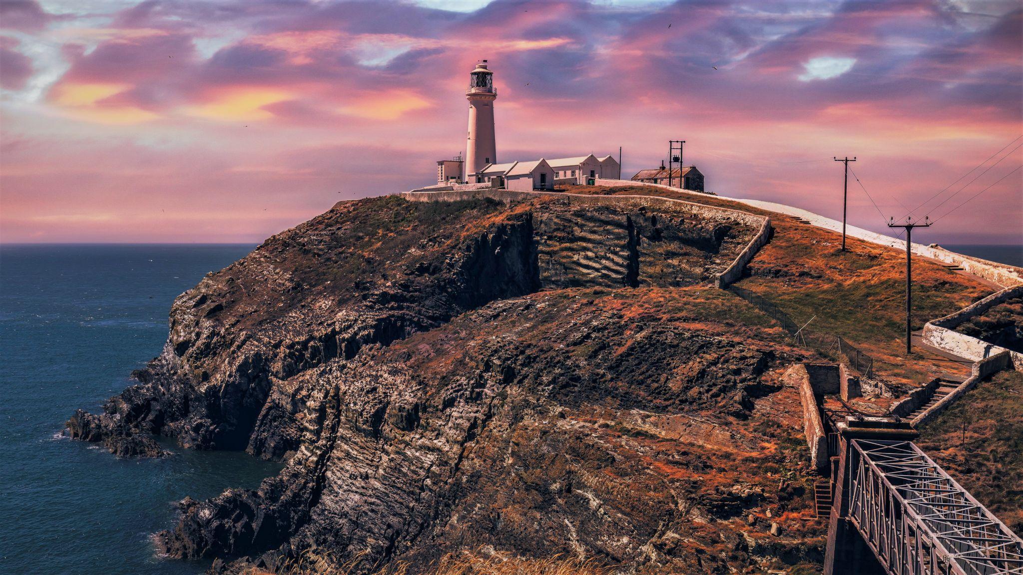 South Stack Lighthouse, United Kingdom
