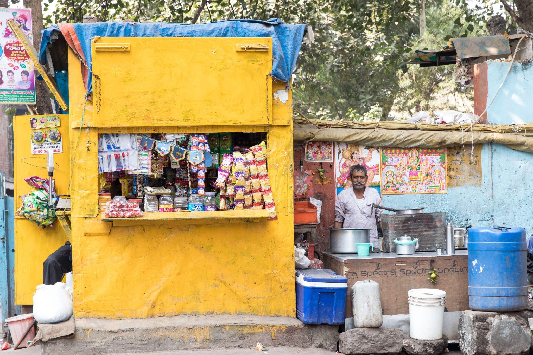 Spice Market, India