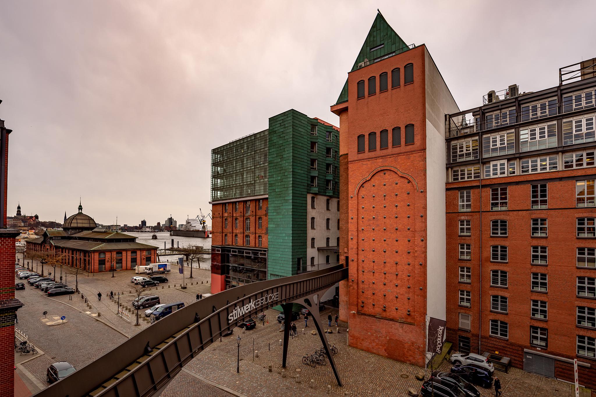 Stilwerkbrücke, Germany