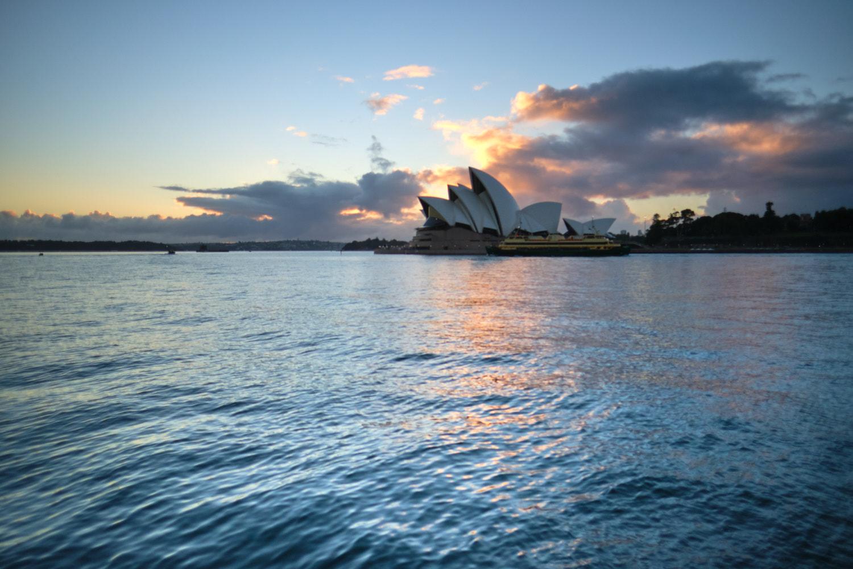 Sydney Opera House - Hickson Road Reserve Viewpoint, Australia