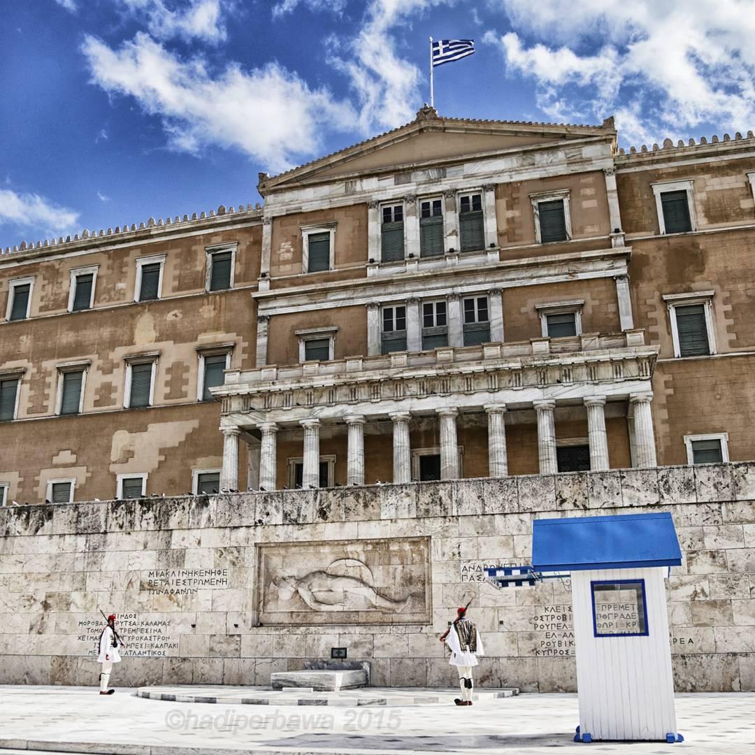 Syntagma Square, Greece