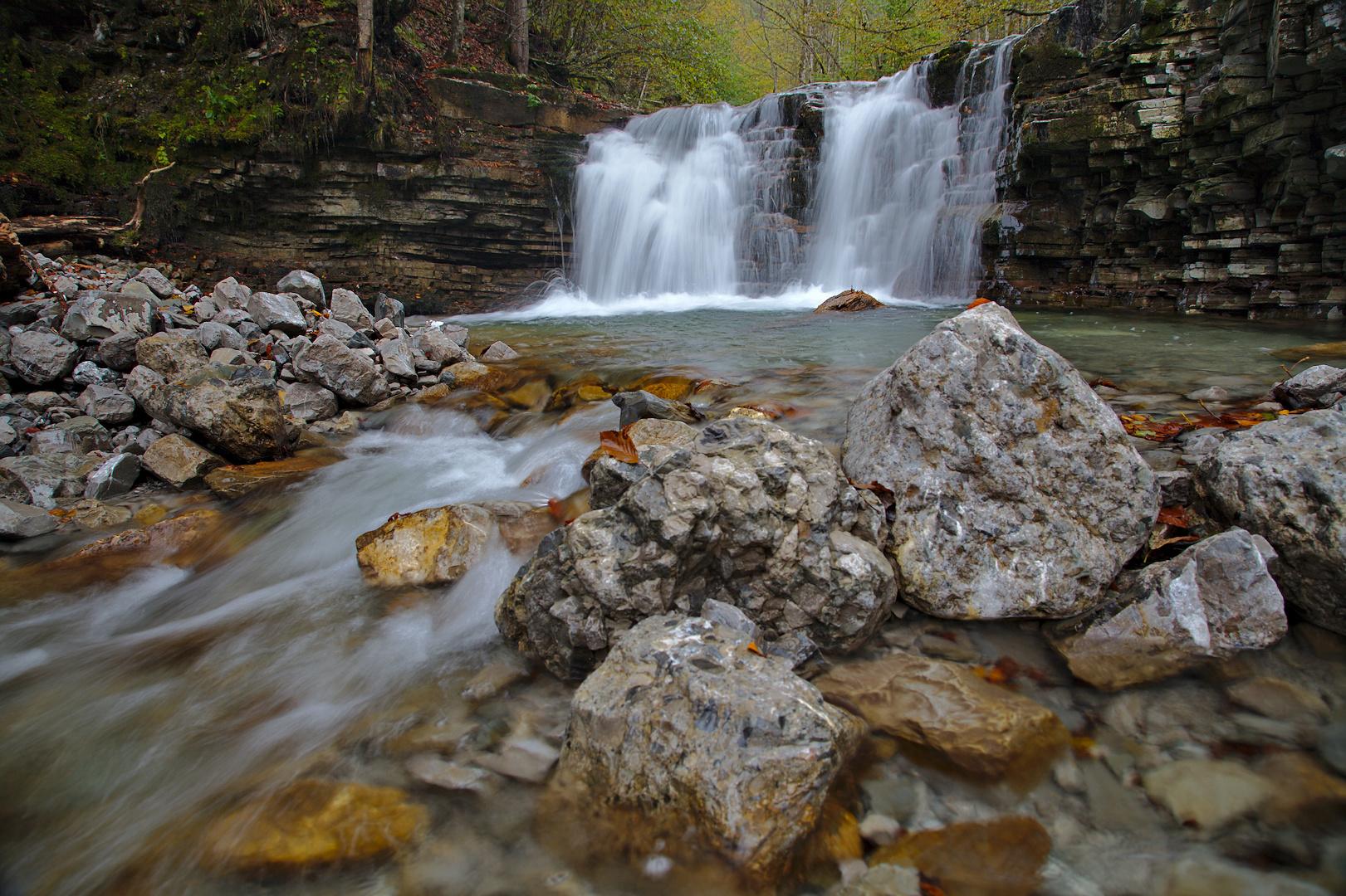 Taugl Waterfall, Austria